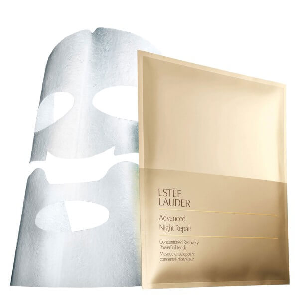Image of Advanced Night Repair - Concentrated Recovery PowerFoil Mask