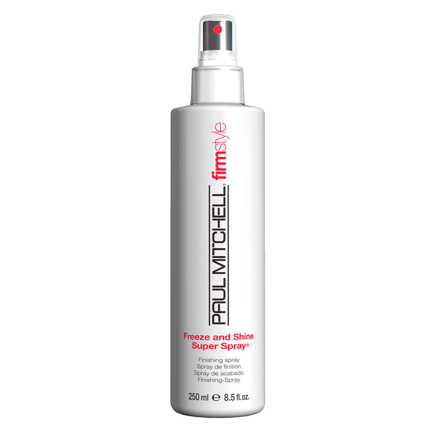 firm style freeze shine super spray paul mitchell. Black Bedroom Furniture Sets. Home Design Ideas