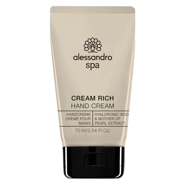 Image of Alessandro Spa - Cream Rich Handcream