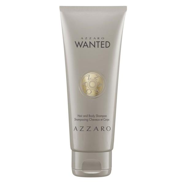 Image of Azzaro Wanted - Hair & Body Shampoo