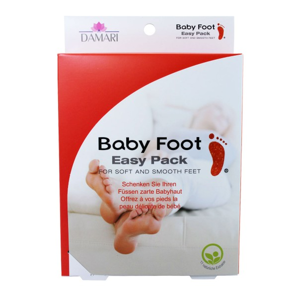Image of Baby Foot - Easy Pack