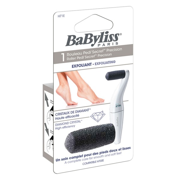 Image of Babyliss Paris - Pedi' Secret Precision Peeling Rolle