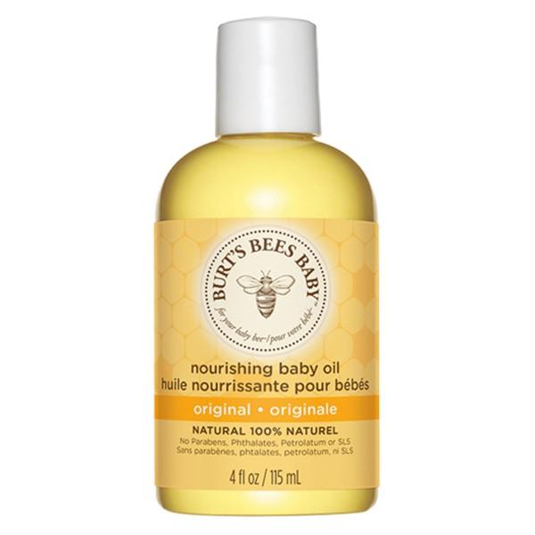 Image of Baby Bee - Nourishing Baby Oil