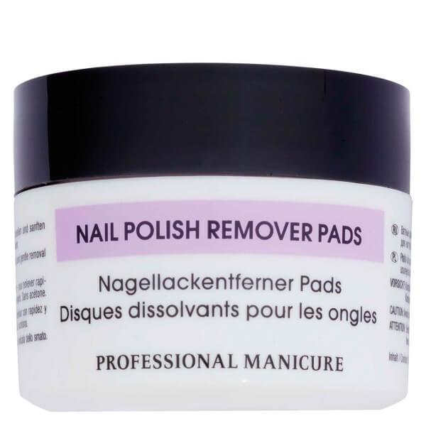 Image of Professional Manicure - Nagellackentferner Pads