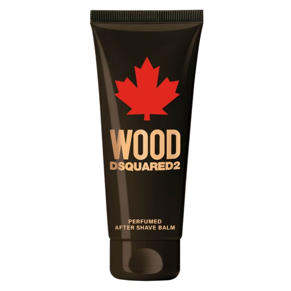 Image of DSQUARED2 WOOD - Pour Homme After Shave Balm