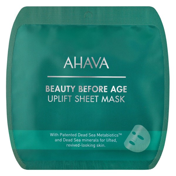 Image of DeadSea Minerals - Beauty Before Age Uplift Sheet Mask