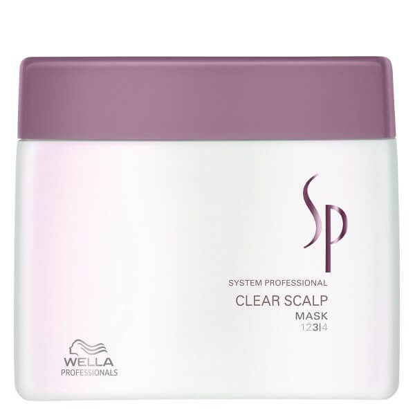 SP Clear Scalp - Mask
