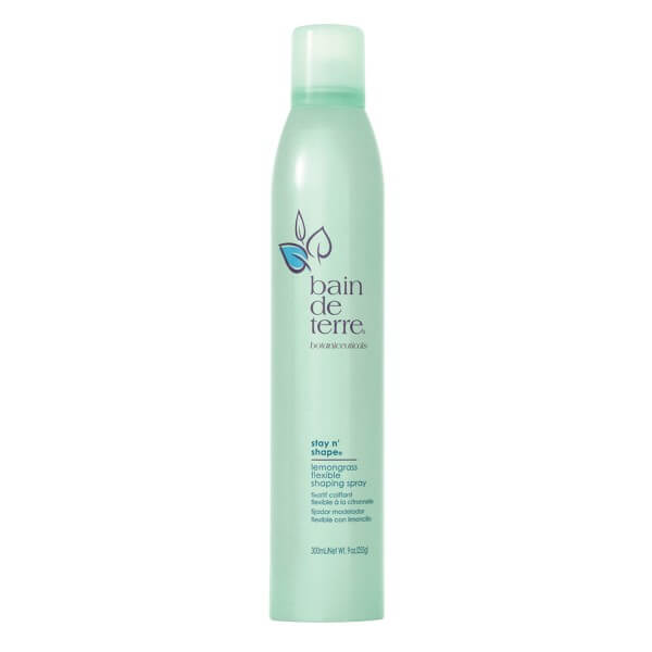 Image of Bain de Terre - Lemongrass Stay N' Shape Shaping Spray