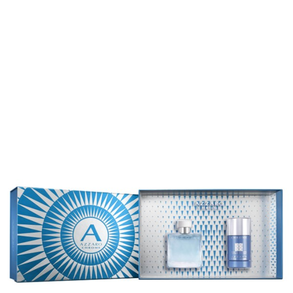 Image of Azzaro Chrome - Eau de Toilette Set