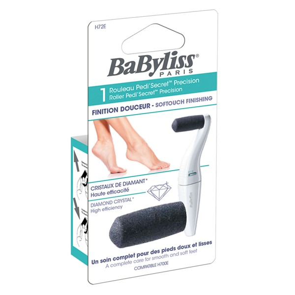 Image of Babyliss Paris - Pedi' Secret Precision Finish Rolle