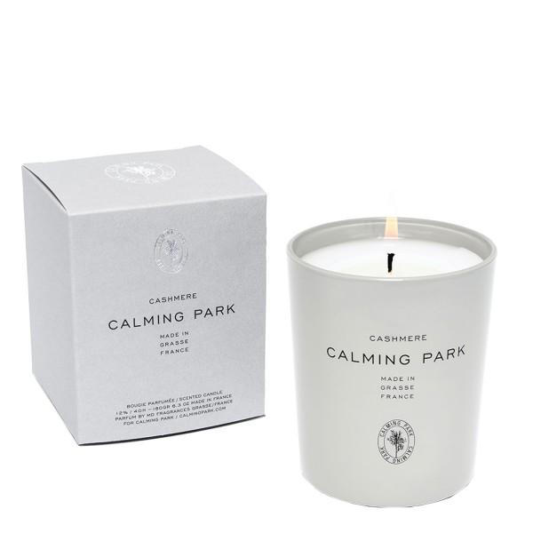 Image of Calming Park - Duftkerze Cashmere